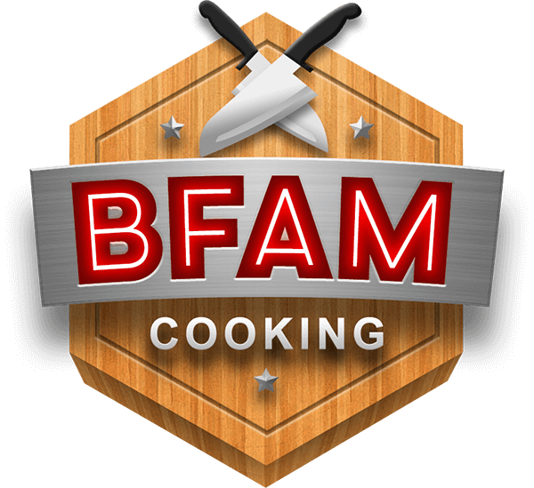 BFAM Cooking logo