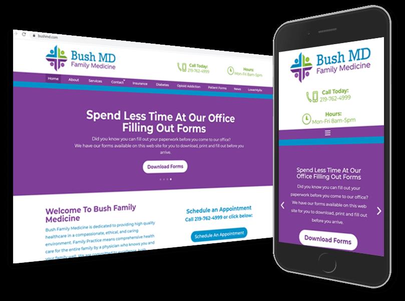 Dr Bush MD